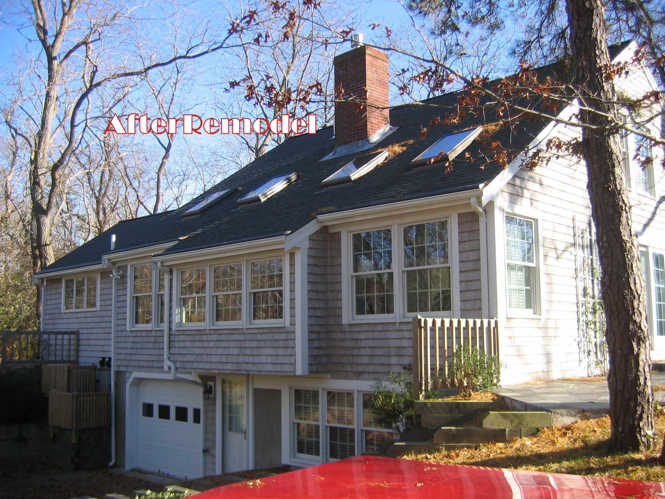 remodeling contractor Cape Cod