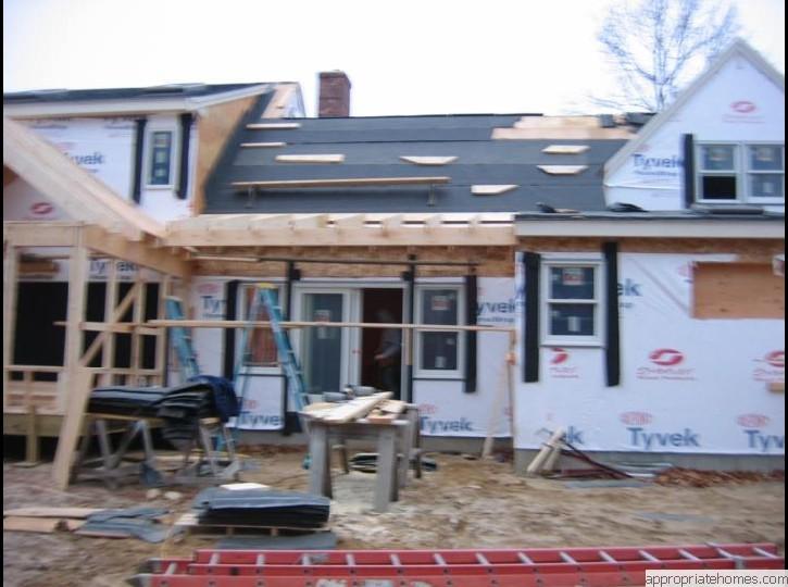 General Contractor Cape Cod Appropriate Home Design