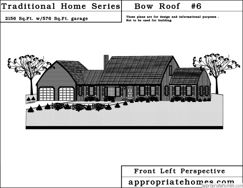 Eastham building design house plans blueprints for Bow house plans