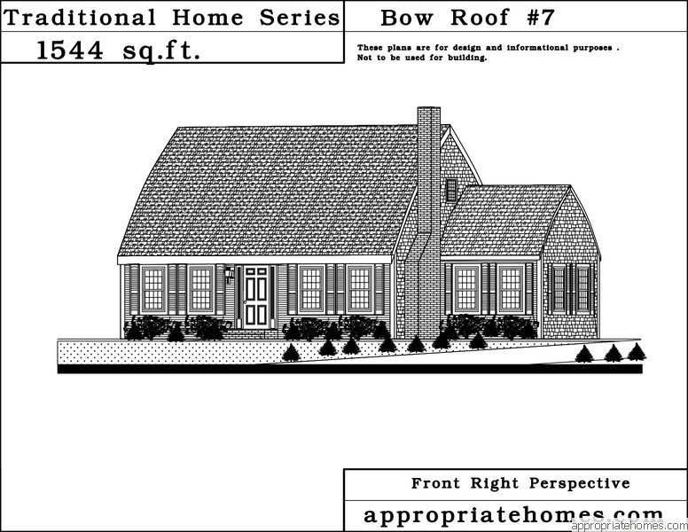 Bow house plans 28 images cape cod home design bow for Bow house plans