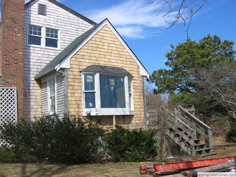 Topic cape cod shed dormer for Cape cod dormer