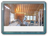 Eastham-interior-framing-with-ceiling-strapping