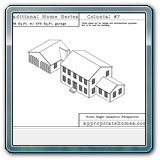 Provincetown-colonial-two-car-garage-isometric