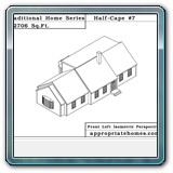 Brewster-half-cape-2-ells-front-isometric