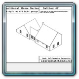 Provincetown-saltbox-with-garage-rear-isometric