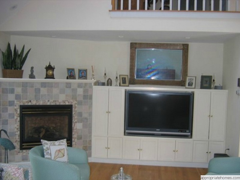 home-improvement-wall-unit tv-stove-cabinets