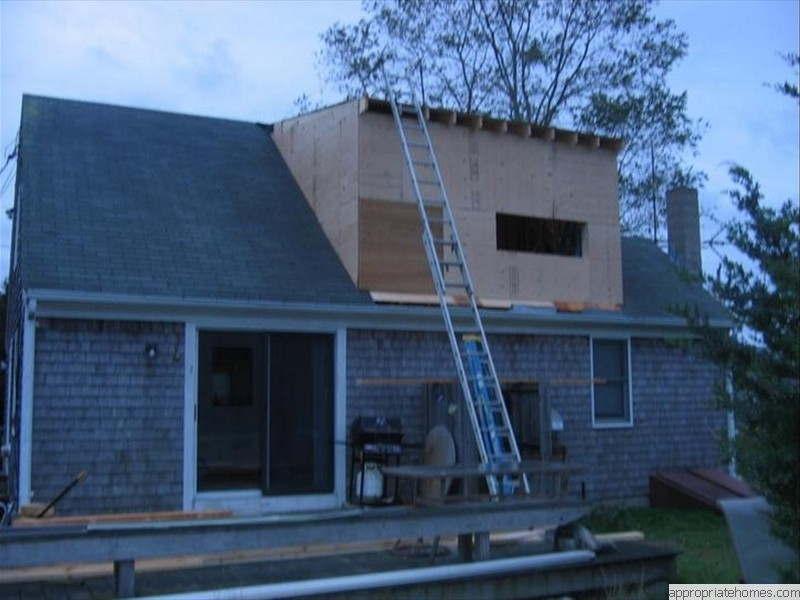 Remodeling contractor cape cod appropriate home design for Cape cod dormers