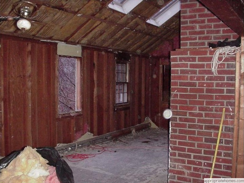 Brewster-interior-gutted-exterior-walls