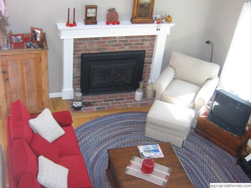 fireplace-with-gas-insert-painted-white-hearth