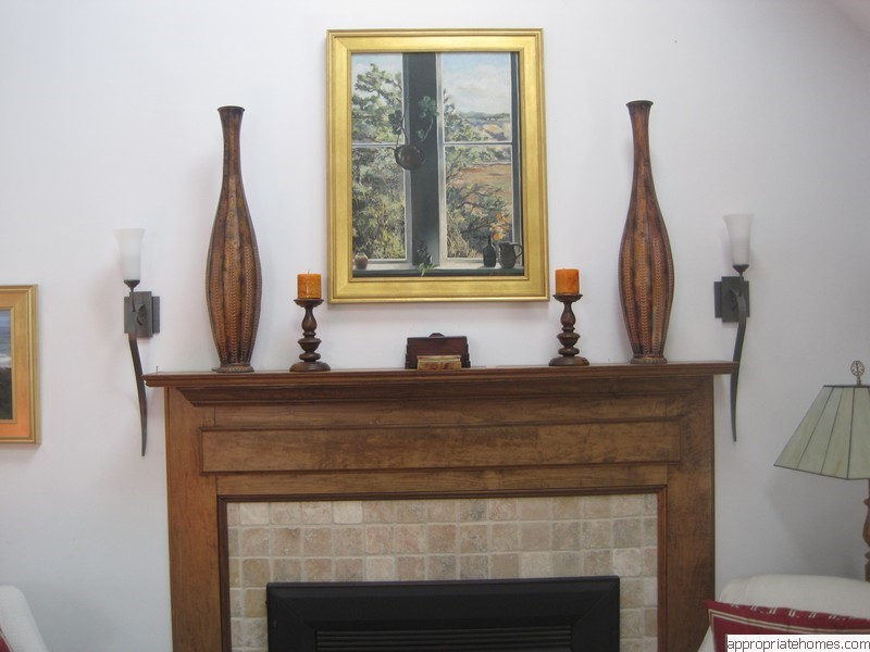 maple-fireplace-mantle