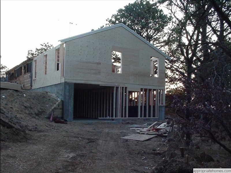Eastham-addition-framed-with-drive-under-garage