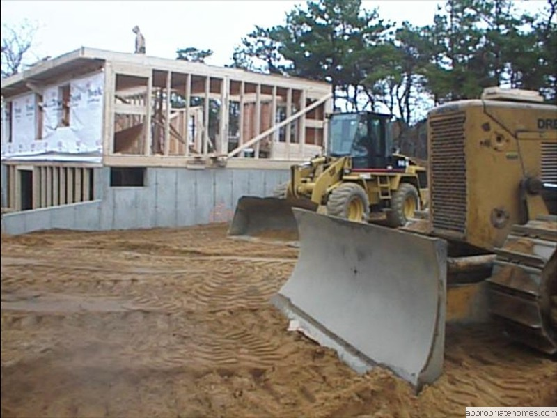 Eastham-first-floor-framed-and-rough-backfilled