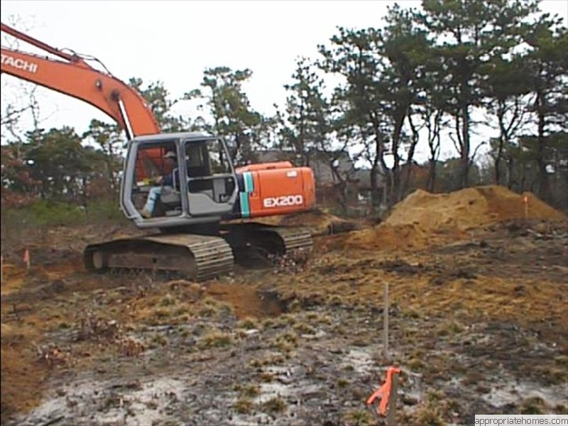 Eastham-foundation-hole-staked-ready-for-excavation