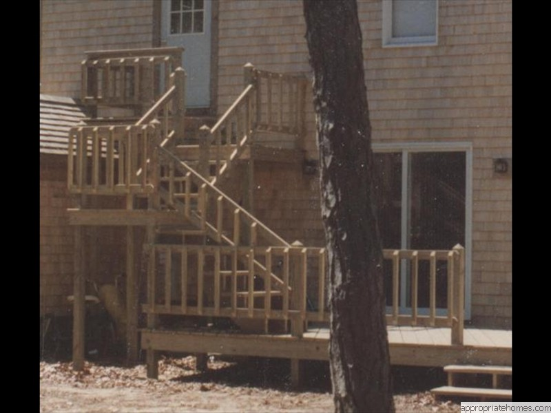 Truro-deck-winding-pressure-treated-stairs