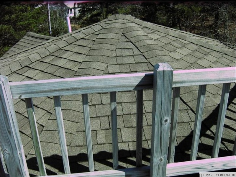 roof-shingle-on-octagon-roof