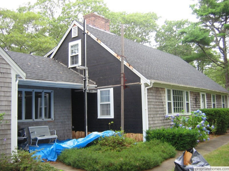 Brewster-staging-to-strip-shingles