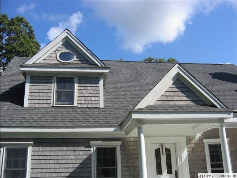 Painting contractor cape cod appropriate home design for Cape dormers