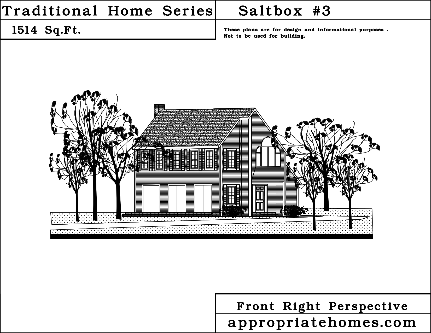 Cape cod home design saltbox style house plans builder for Saltbox house additions